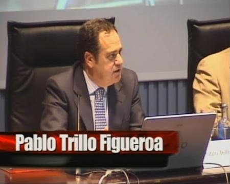 Pablo Trillo Figueroa. Ex-director xeral de Administración Local do Goberno de España - Xornadas Internacionales sobre Estructura e Organización Territorial da Administración Local